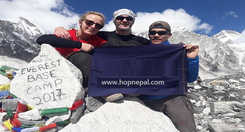 budget trip to everest base camp