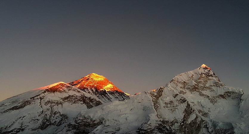 9 days everest camp trekking