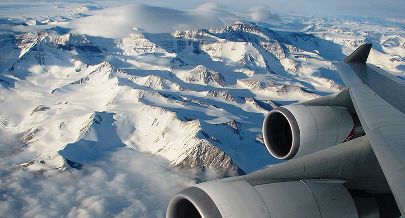 exciting flight to mount everest