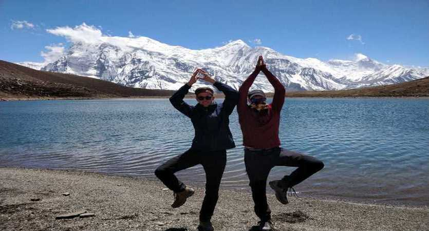 annapurna circuit adventure